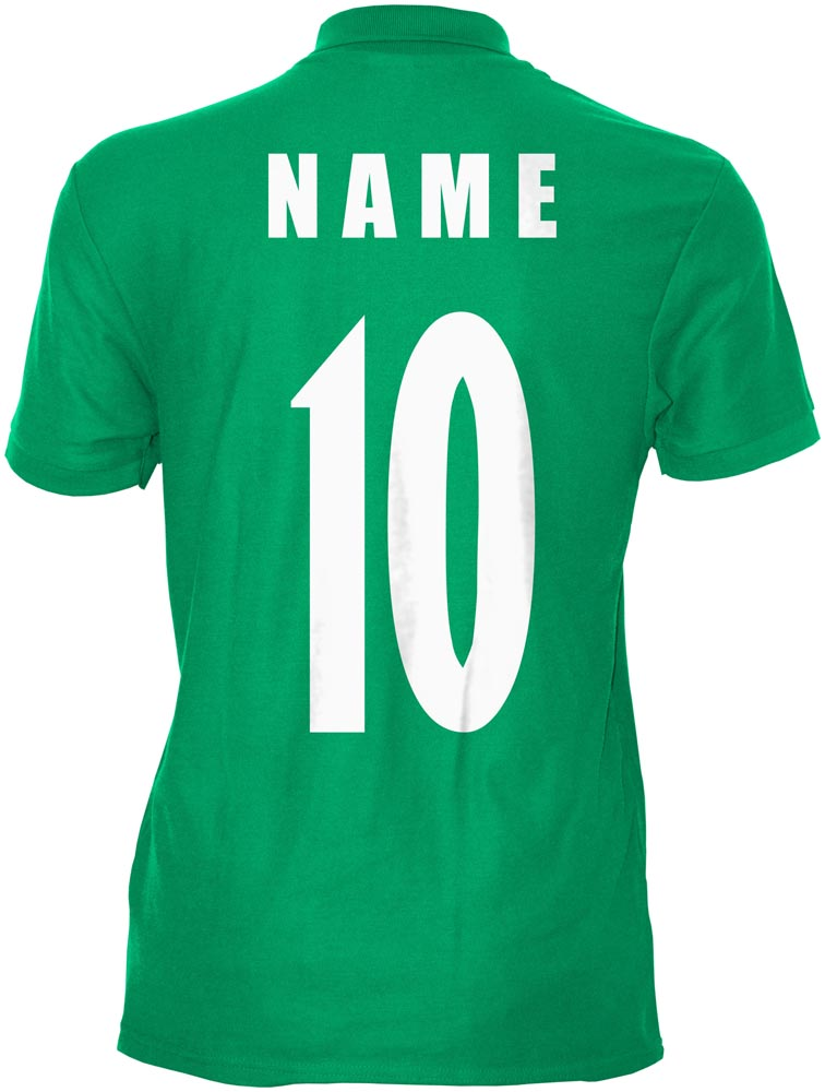 WM 2018 Elfenbeinküste CÔTE D´IVOIRE T-Shirt Trikot Name Nummer Nationalmannschaften