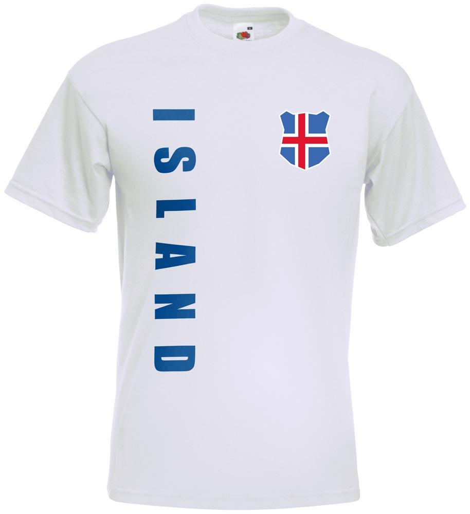 Island Wm Trikot