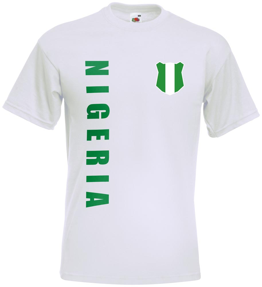 wm 2018 nigeria t shirt trikot name nummer mini wm ebay