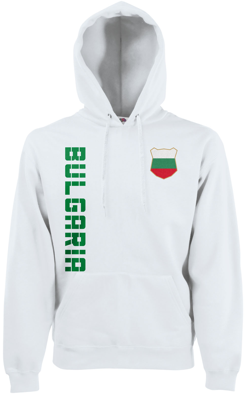 Bulgarien Bulgaria Hoody Kapuzen Pullover Trikot mit Name /& Nummer S M L XL XXL