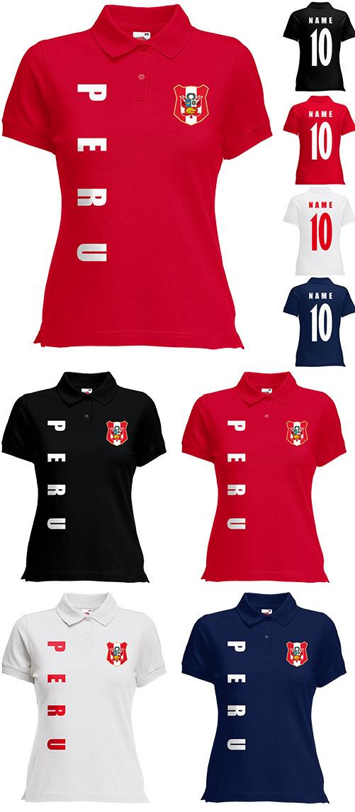 Marokko WM 2018 T-Shirt Schwarz Trikot Style Fußball Nummer ALL 10 Sport